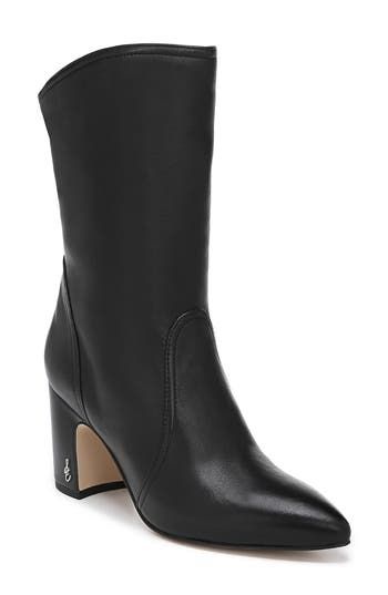Hartley Boot, Black Leather