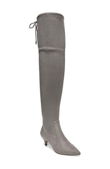 Sam Edelman Kristie Over The Knee Boot, Grey