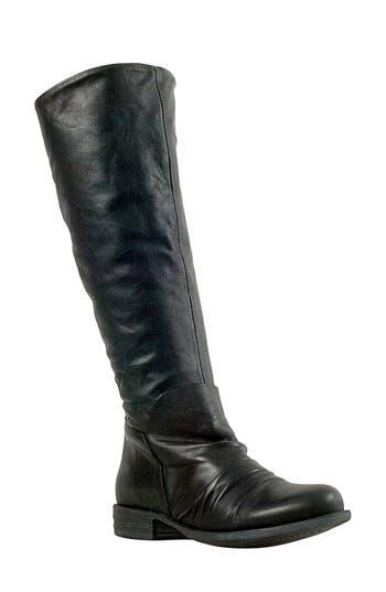 Miz Mooz Lisbon Knee High Boot, Black