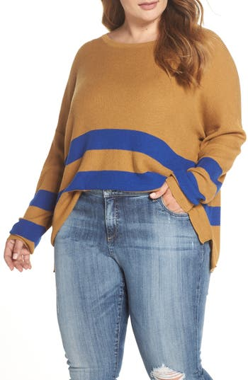 Bp. Varsity Stripe Sweater