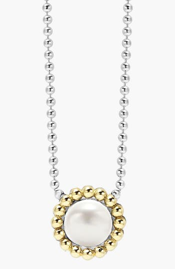 Women's Lagos Stone Pendant Necklace