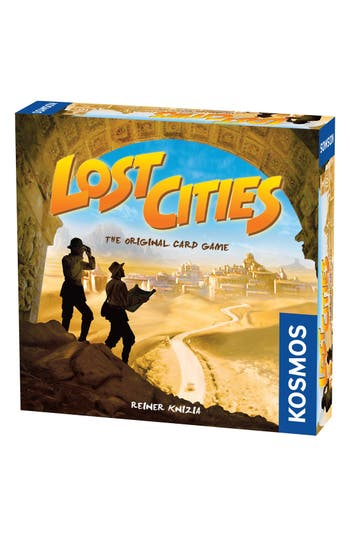 Boy's Thames & Kosmos 'Lost Cities' Card Game