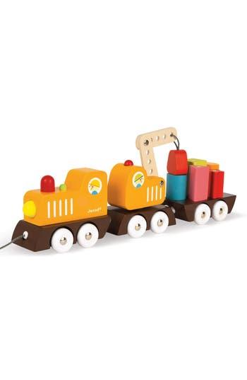 Toddler Janod Crane Train