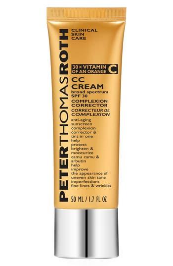 Peter Thomas Roth Cc Cream Broad Spectrum Spf 30 -