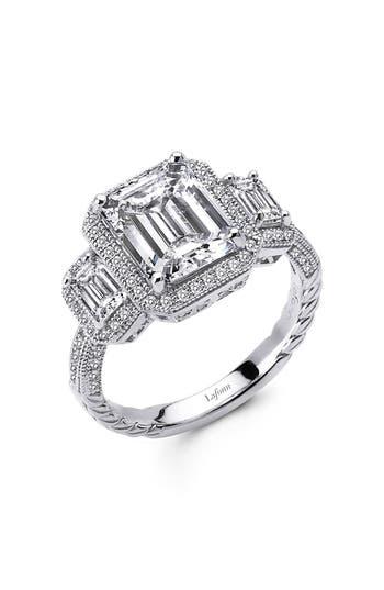 Women's Lafonn 'Lassaire' Three Stone Ring