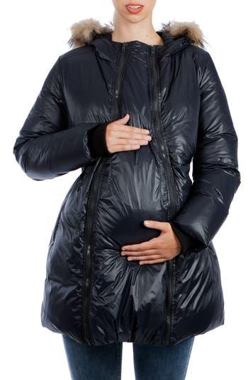 Women's Modern Eternity Convertible Down Maternity Jacket