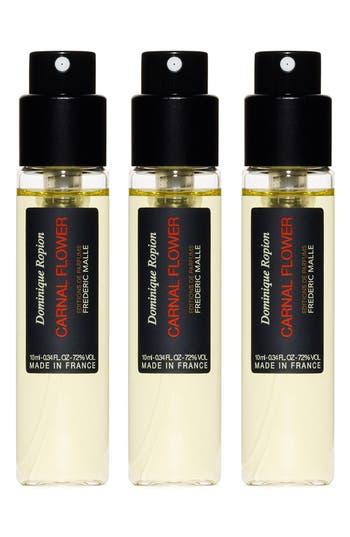 Editions De Parfums Frédéric Malle Carnal Flower Fragrance Spray Trio