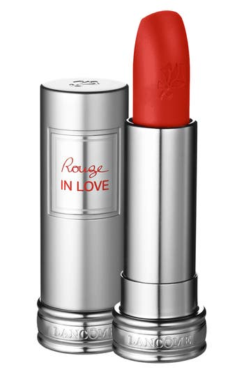 Lancome Rouge In Love Lipstick - Rouge Saint Honore
