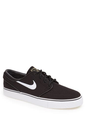 Men's Nike 'Zoom - Stefan Janoski Sb' Canvas Skate Shoe