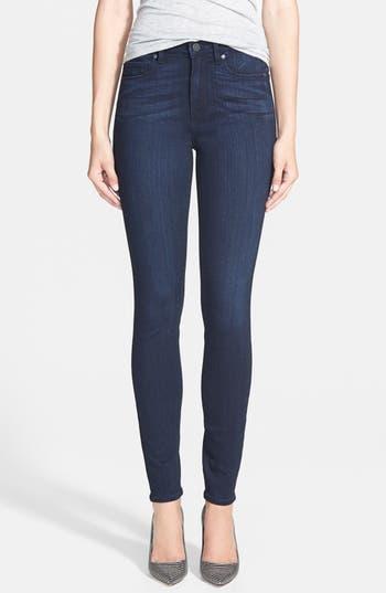 Women's Paige Denim 'Transcend - Hoxton' High Rise Ultra Skinny Jeans