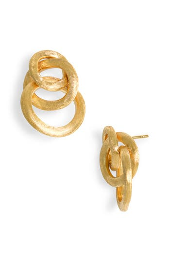 Women's Marco Bicego 'Jaipur' Cluster Earrings