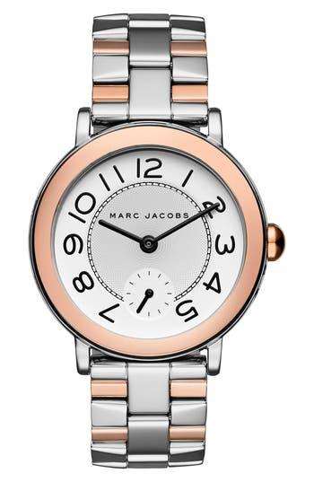 Women's Marc Jacobs Riley Bracelet Watch, 36Mm