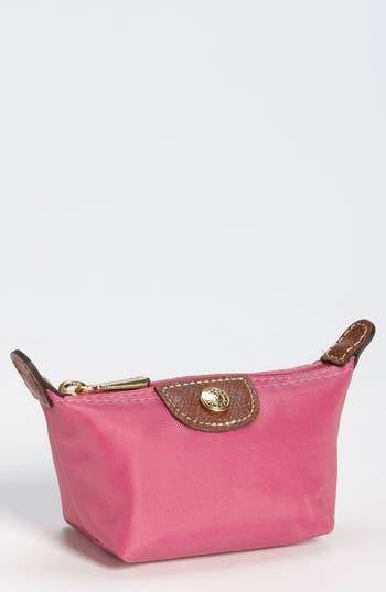 Women's Longchamp 'Le Pliage' Coin Purse - Pink