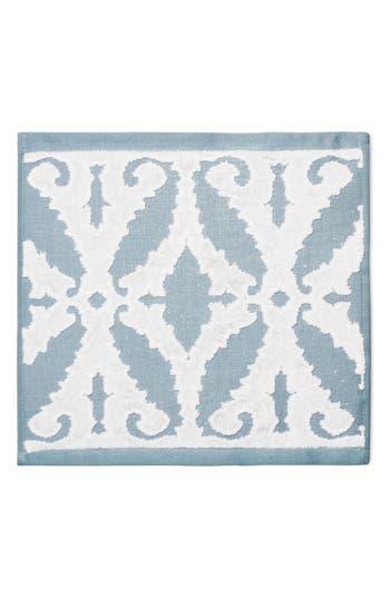 John Robshaw Khoma Washcloth, Size One Size - Blue