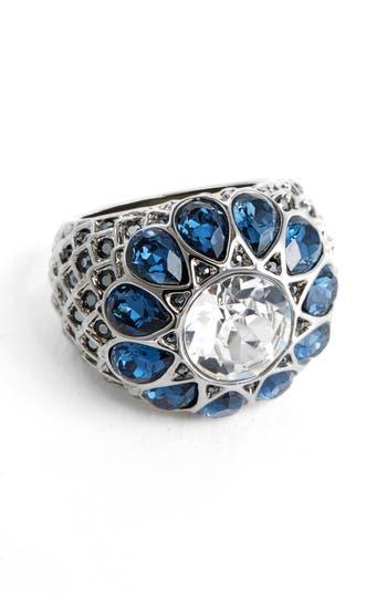 Women's St. John Collection Swarovski Crystal Cocktail Ring