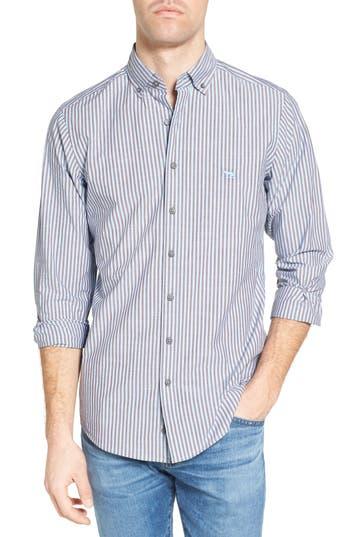 Men's Rodd & Gunn Fitzroy Stripe Sport Shirt