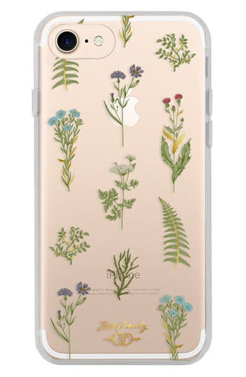 Zero Gravity Native Plants Iphone 7 & 7 Plus Case - Green