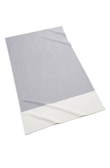 Kassatex Block Pareo Beach Towel, Size One Size - Blue