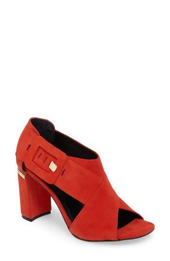 Women's M4D3 Beirut Sandal, Size 6 M - Orange