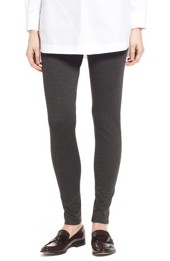 Two By Vince Camuto Seamed Back Leggings, Grey