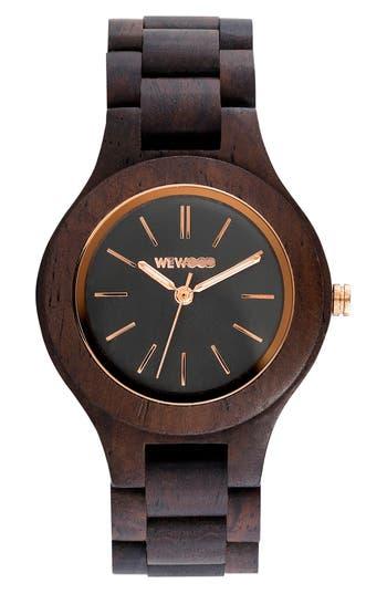 Women's Wewood Antea Wood Bracelet Watch, 36Mm