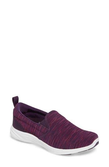 Women's Vionic 'Kea' Slip-On Sneaker, Size 8.5 M - Purple