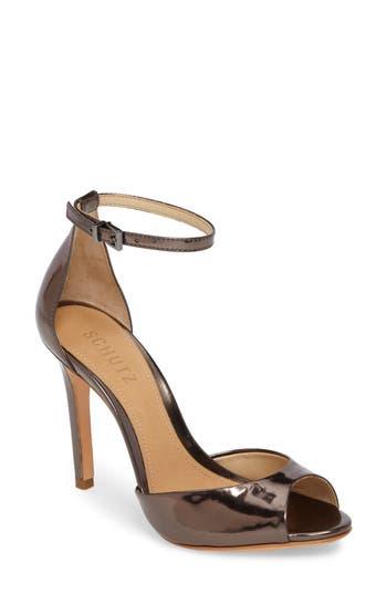 Women's Schutz Saasha Lee Ankle Strap Sandal