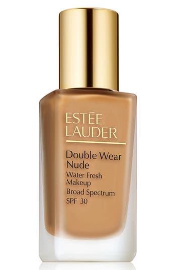 Estee Lauder Double Wear Nude Water Fresh Makeup Broad Spectrum Spf 30 - 4N1 Shell Beige
