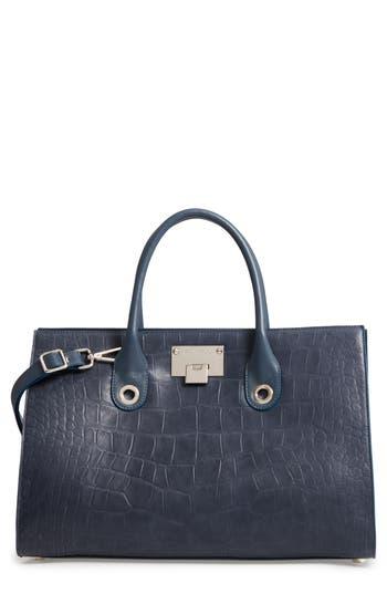 Italian Leather Satchel Handbag | Nordstrom