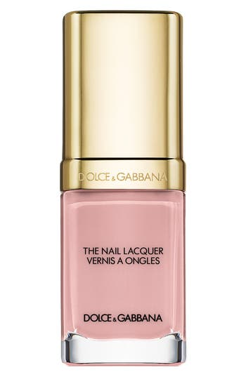 Dolce & gabbana Beauty 'The Nail Lacquer' Liquid Nail Lacquer - Pink 220