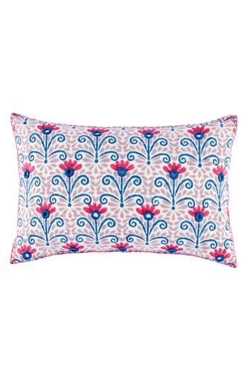 John Robshaw Saba Accent Pillow, Size One Size - Beige