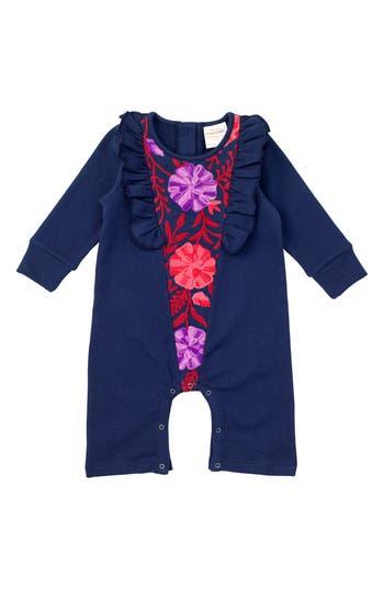 Infant Girl's Masalababy Fantasia Organic Cotton Romper