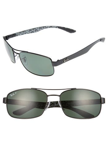 Ray-Ban 62Mm Polarized Sunglasses -