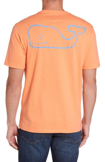 Men's Vineyard Vines Vintage Whale Pocket T-Shirt