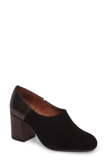 Hispanitas Gillian Low Bootie - Black
