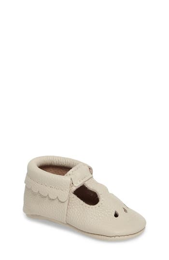 Infant Girl's Freshly Picked Perforated Mary Jane Moccasin