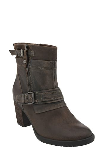 Earth Montana Bootie- Brown