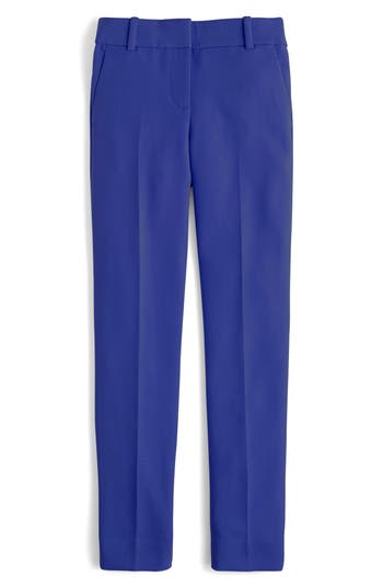 Women's J.crew Cameron Four Season Crop Pants