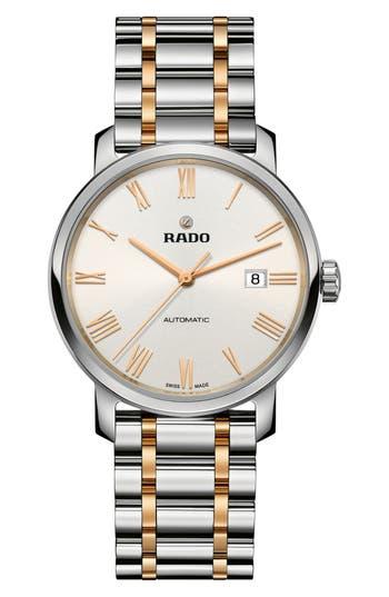 Rado Diamaster Automatic Bracelet Watch, 41Mm