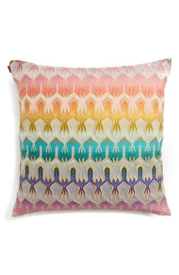 Missoni Pasadena Accent Pillow, Size One Size - Blue