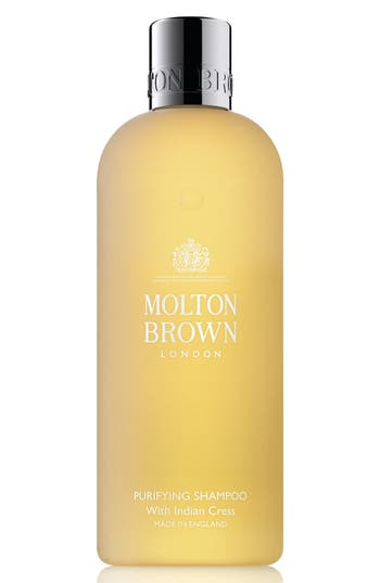 Molton Brown London Purifying Shampoo With Indian Cress