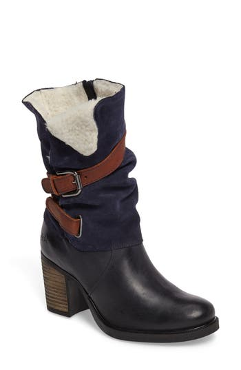 Bos. & Co. Borne Waterproof Boot - Blue