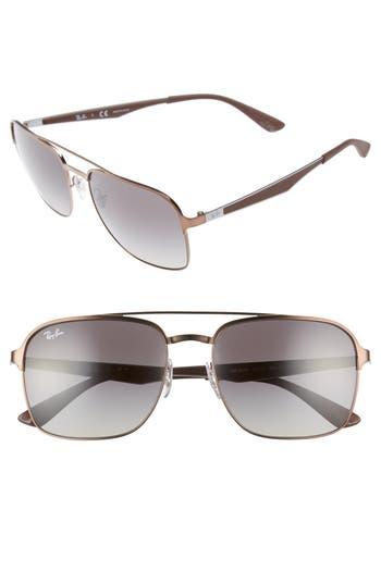 Ray-Ban Retro 5m Sunglasses - Brown