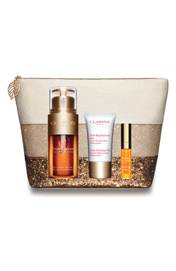 Clarins Extra Firming Double Serum Set