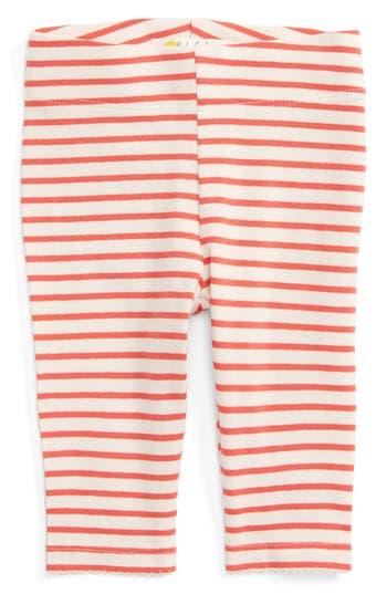 Toddler Girl's Mini Boden Stripe Leggings