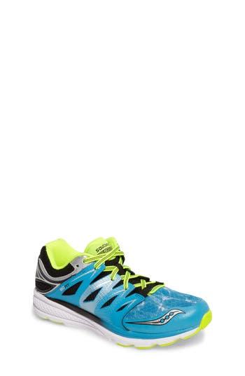 Boy's Saucony 'Zealot 2' Athletic Shoe