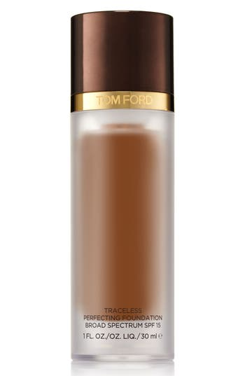Tom Ford Traceless Perfecting Foundation Spf 15 - 11.0 Dusk