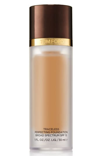 Tom Ford Traceless Perfecting Foundation Spf 15 - 7.7 Honey