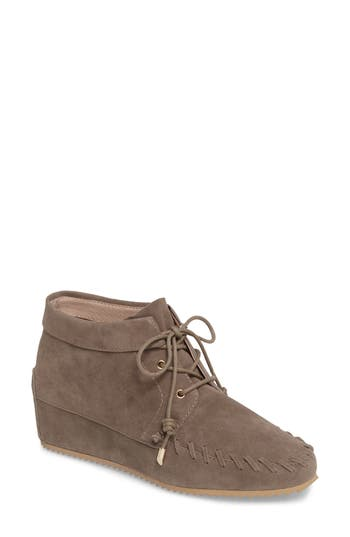 Women's Sudini Jenna Wedge Bootie