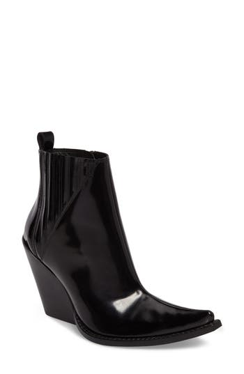 Jeffrey Campbell Homage Boot- Black